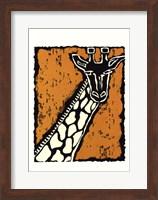 Framed Serengeti III