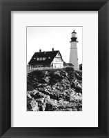 Framed Portland Headlight I
