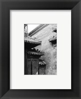 Framed Old Beijing