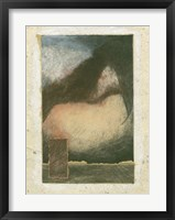 Abstracted View II on FAP Framed Print
