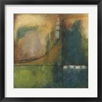 Four Corners II Framed Print