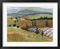 Framed Daydreams in Tuscany II