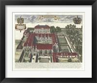 Framed Collegium St. Trinitatis