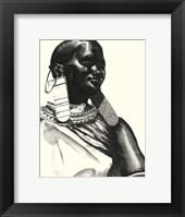 Framed Asha- Life