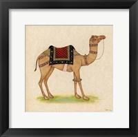 Framed Camel from India I