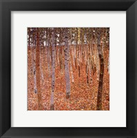 Framed Forest of Beeches, c.1903