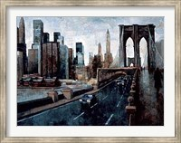 Framed Manhattan Without You
