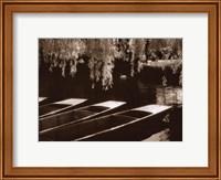 Framed Punts on the River Cam, Cambridge