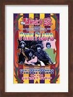 Framed Pink Floyd, 1967