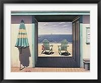 Framed Beach Club