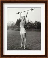 Framed Marilyn - Workin It