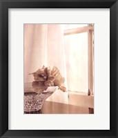 Window Light I Framed Print