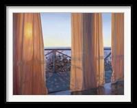 Framed Evening Interplay, 2000