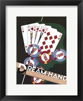 Framed Dream Hand