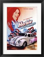 Framed Herbie:  Fully Loaded