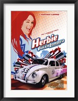 Framed Herbie:  Fully Loaded