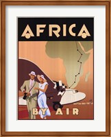 Framed Africa by Air