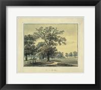 Framed English Landscapes