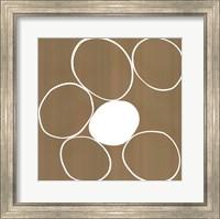 Framed Taupe II (giclee) (medium)