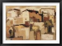 Framed Siena