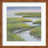 Framed Winding Everglade
