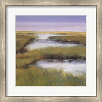 Framed Whispering Creek