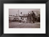 Framed Lou Gehrig Farewell