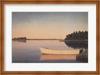 Framed Three Mile Harbor, 1996