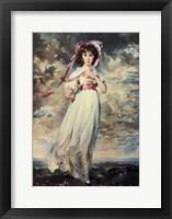 Framed Pinkie, 1794