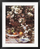 Framed Azaleas and Oranges, 1987