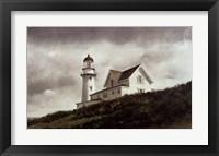 Framed Cape Elizabeth