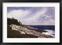 Framed Pemaquid Point