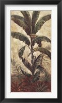 Framed Exotic Palms I