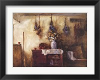 Framed Summer Kitchen
