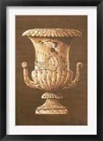 Framed Classic Urn II