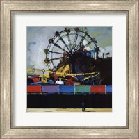 Framed Boardwalk Colors