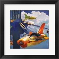 Framed Planes