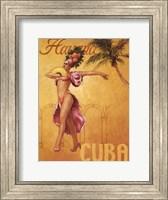Framed Havana - Cuba