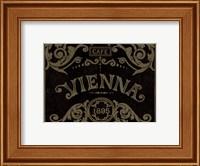 Framed Vienna