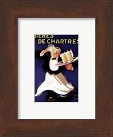 Framed Bieres De Charatres