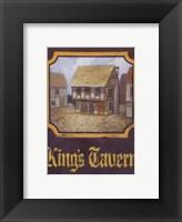 Framed King's Tavern