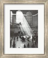 Framed Grand Central Station