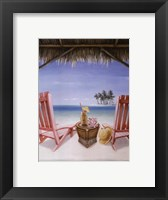Framed Island Retreat