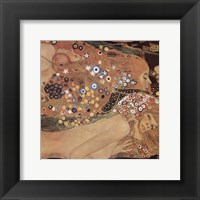Framed Water Serpents II, c.1907 ( Detail)