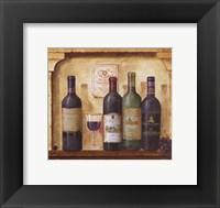 Wind Bottle Cluster II Framed Print