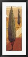 Framed MONTE ALBANO