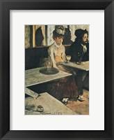 Framed Absinth