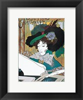 Framed Lithographies Originales