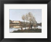 Framed Ville D'Avray