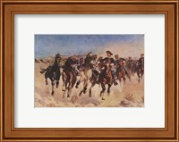 Framed Dismounted: The Fourth Troopers